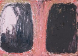 Circulation #2, 2006, Huile sur toile, 195 x 130 cm